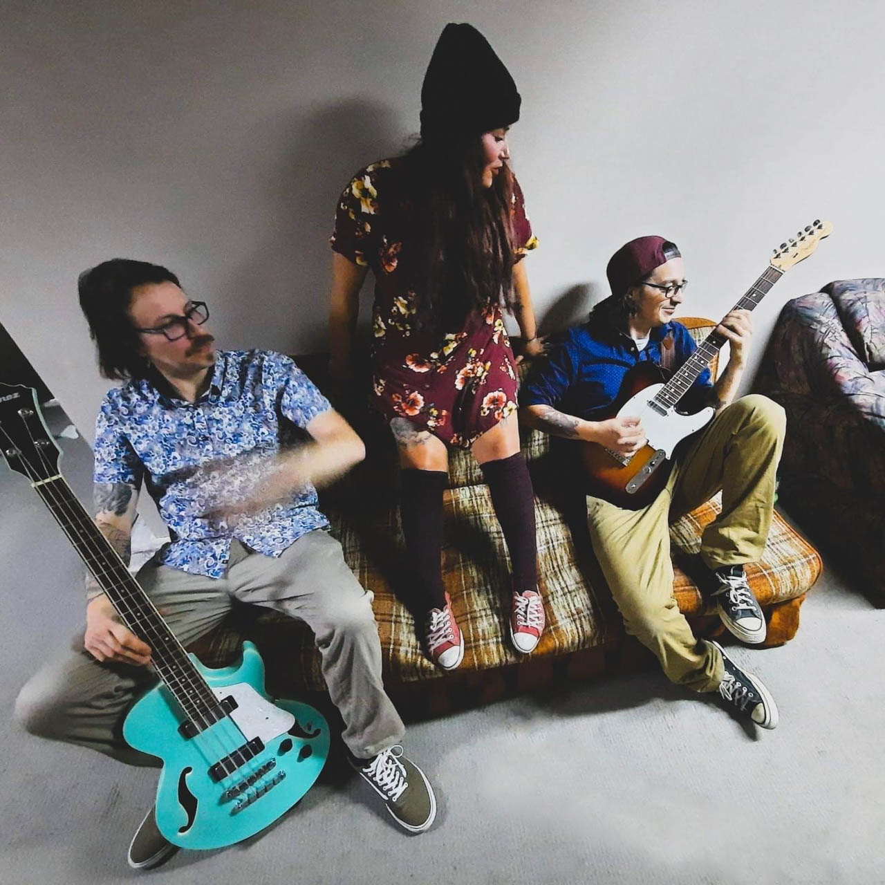 Les jeudis terrasse - The Leftovers (duo)