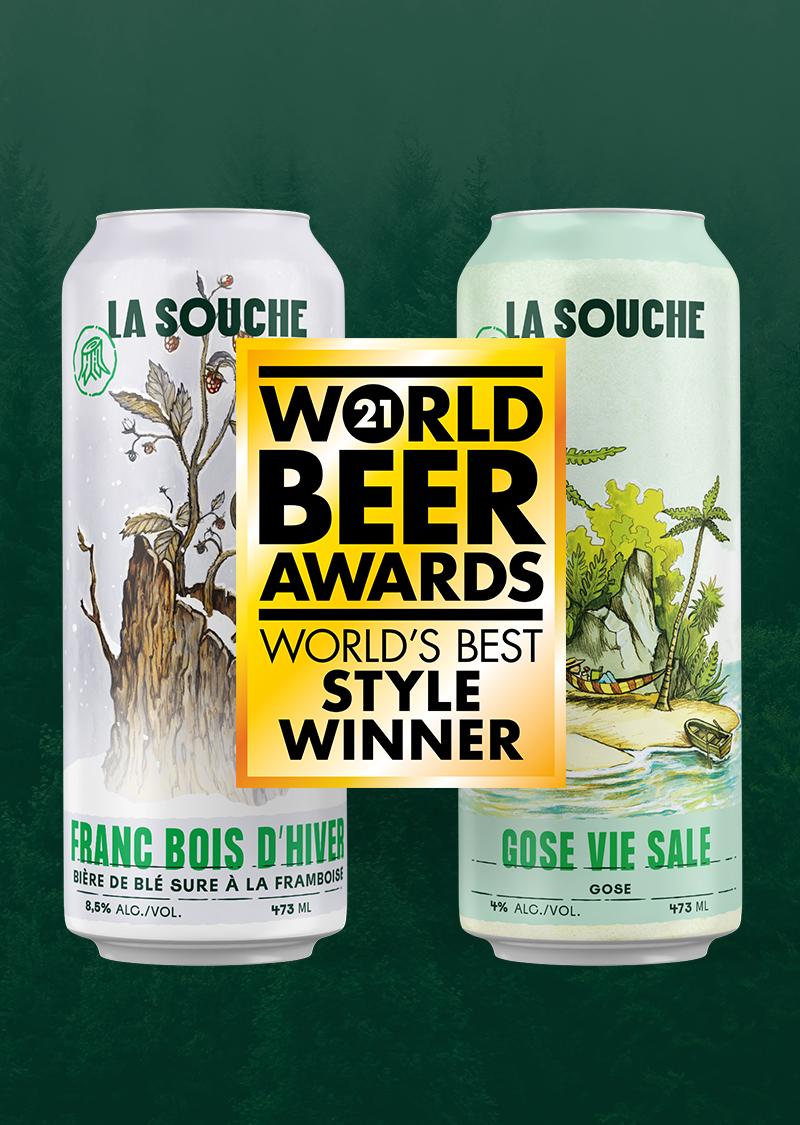 Meilleures bières au monde!